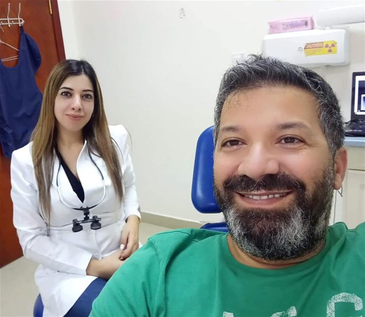 It was a great experience with the exceptional @drchristineaoun treating... (Cedars Dental Center)