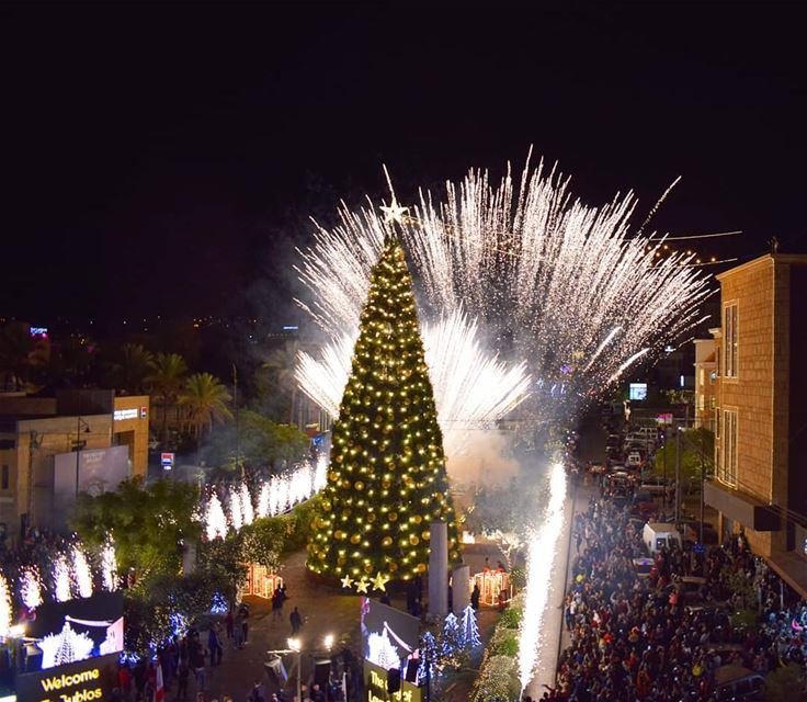 It's The Most Wonderful Time Of The Year 🌲🎅🎉 (Byblos - Jbeil)