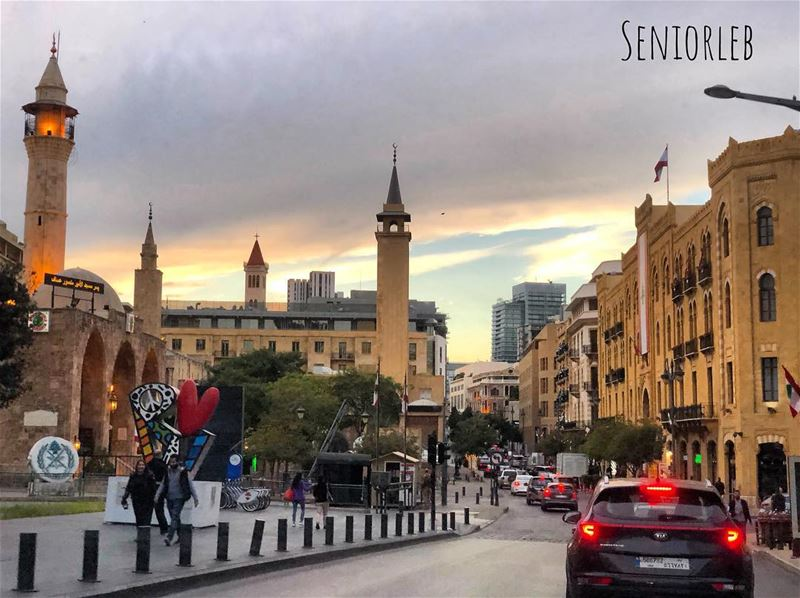 Beirut Central District 🇱🇧 ——————————————————————— leb  seniorleb ... (Beirut Central District)