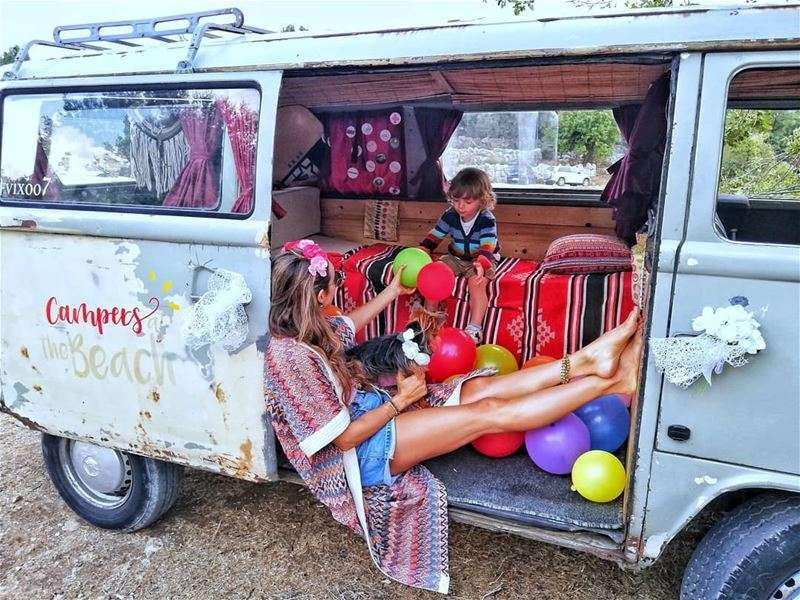 There's is no age limit to take adventures🍃... vanlifestyle ... (VanLife)