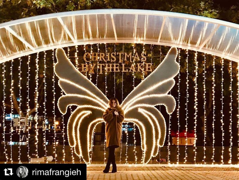 Repost @rimafrangieh with @get_repost・・・This Christmas look deep inside...
