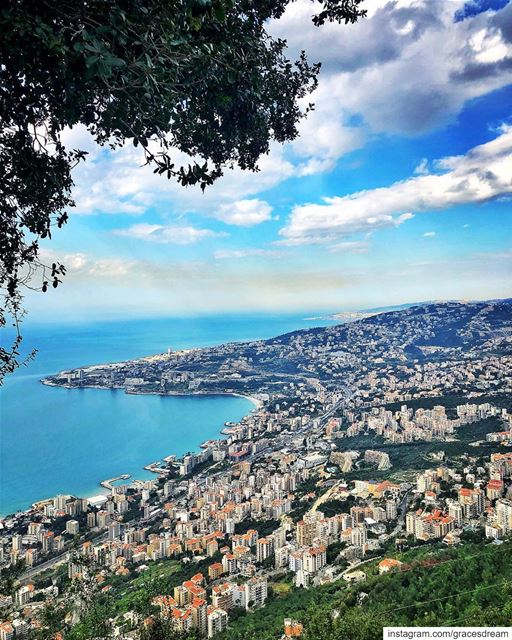 Your beloved Lebanon, Dad 🇱🇧❤️🇱🇧....... Lebanon  Beirut  Liban... (Harîssa, Mont-Liban, Lebanon)