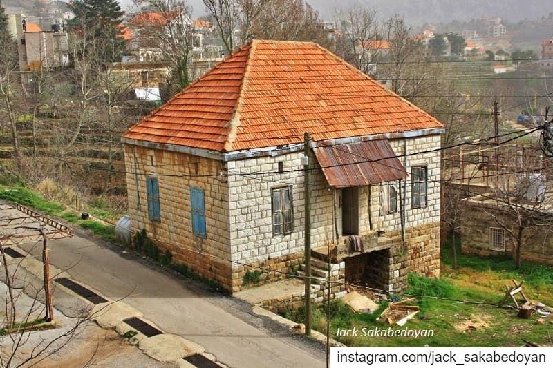 From Baskinta village  baskinta  mountlebanon  lebanon  montliban  liban ...