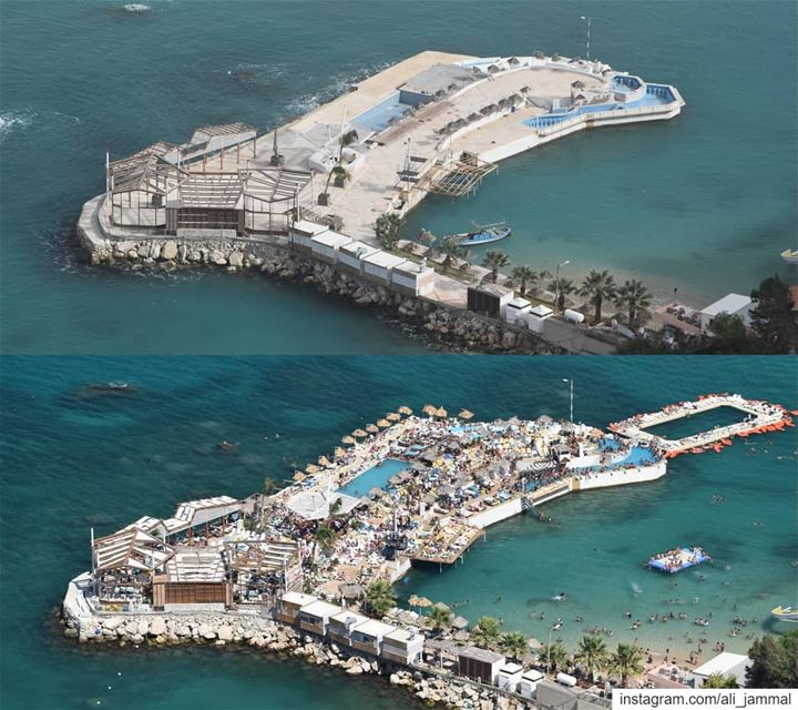 LET'S LAUNCH A NEW CHALLENGE: SUMMERVSWINTER summervswinterchallenge... (Rocca Marina)