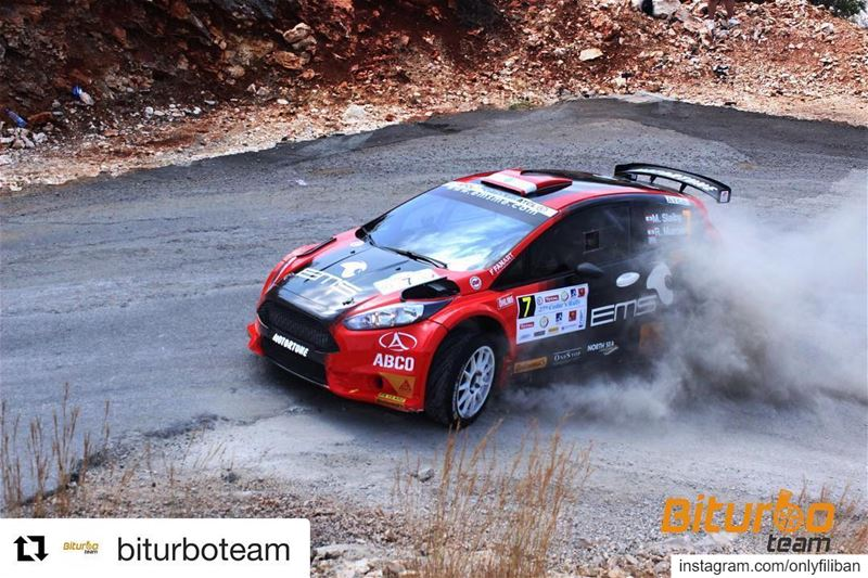 Repost @biturboteam with @onlyfiliban ・・・ cedarsrally  27th  2018 ... (Koura)