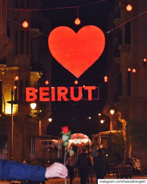 This Love is the rose that blooms forever - Rumi ... (Beirut, Lebanon)