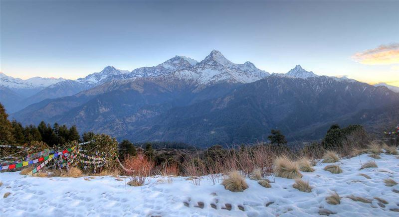 Tours Trekking in Nepal-3