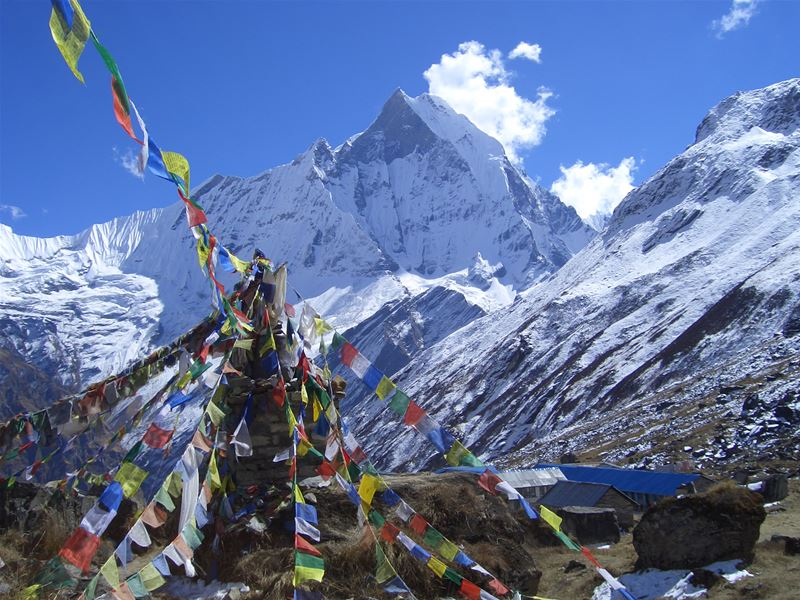 Tours Trekking in Nepal-7
