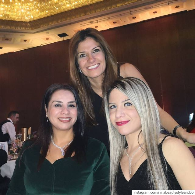Supporting  barbaranassarassociation  cancerawerness  galadinner ... (Hilton Beirut Habtoor Grand)