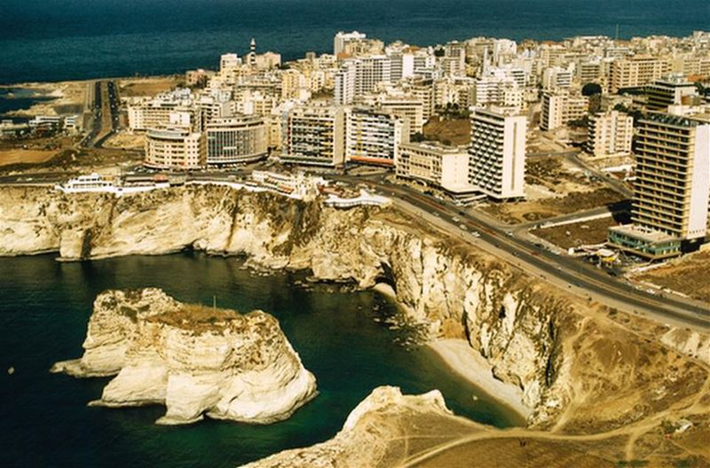 Raouche Rock - Beirut in the 1960s