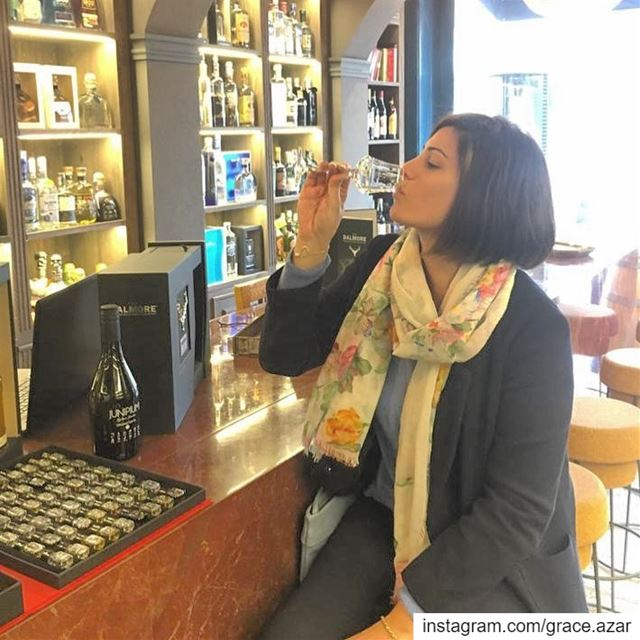 While visiting Gustave Bouchon, I had the chance to Try Junipium, a new... (Gustave Bouchon)