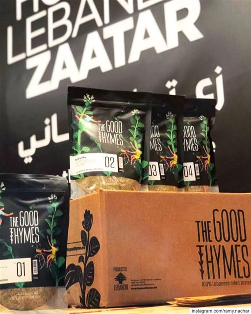 🍃 Competition Time 🍃To all Zaatar lovers out there, here's a ... (Beirut, Lebanon)