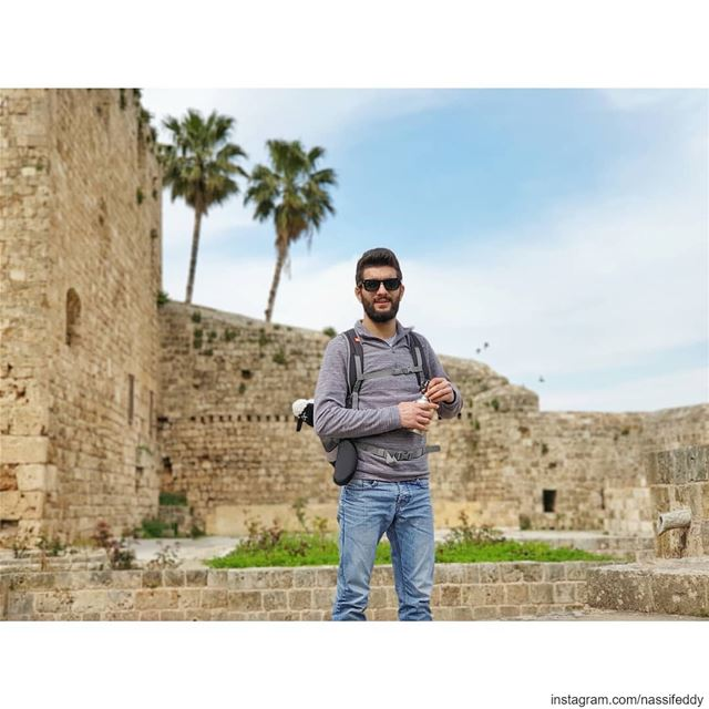 This fortress was built during the period from 1103 to 1104. Mamluk emir... (Tripoli District)
