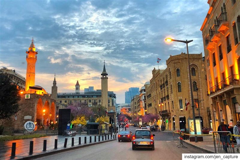 Live view from the amazing Beirut!••• lebanon  beirut  iPhoneX ... (Beirut Central District)
