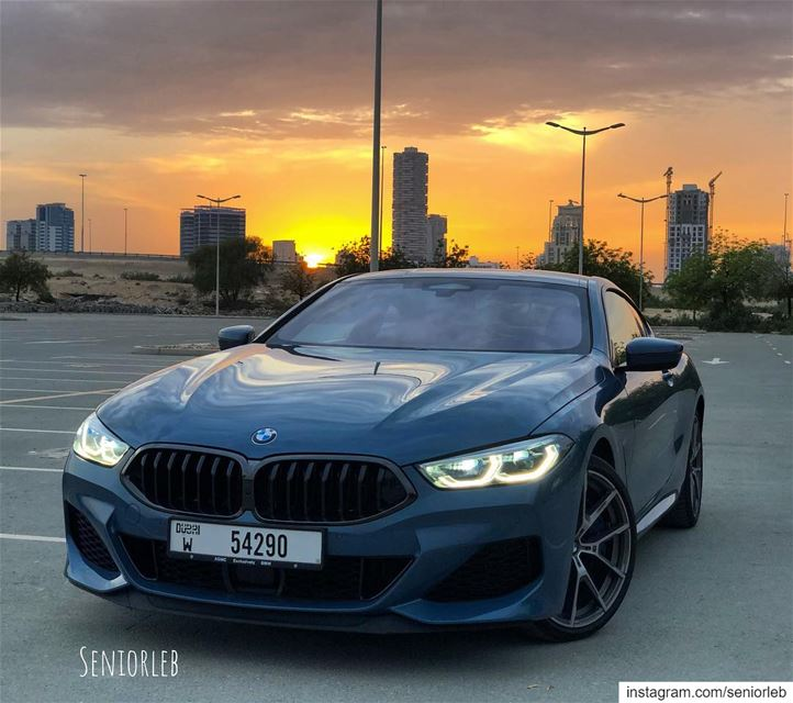 My first vidéo of the BMW M850i 🔵🔴Ⓜ️ is out on my YouTube Channel... ———— (Dubai, United Arab Emitates)