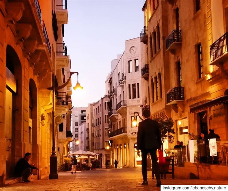 Walk down  Beirut streets .. Admire  war traces,  historical spots and new... (Beirut, Lebanon)