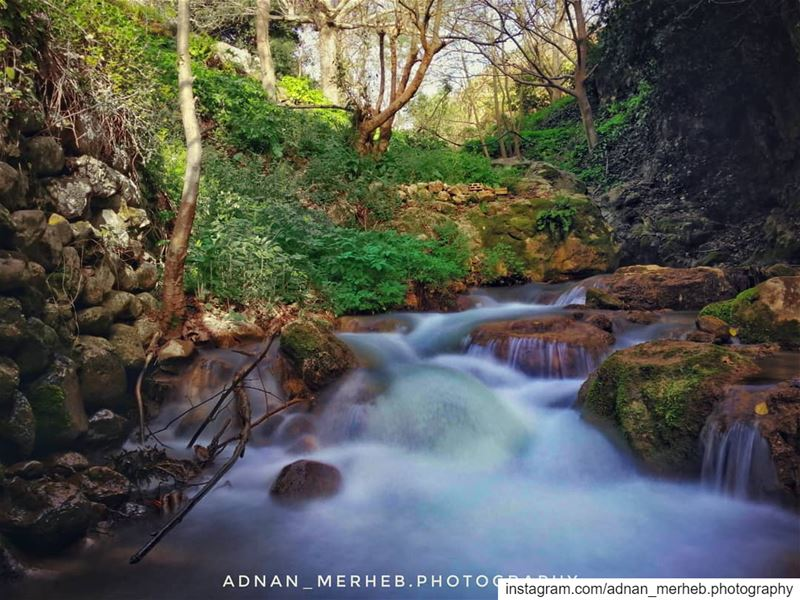 Life 🌊💓 nature  photography  naturephotography  travel  love  landscape ... (Mishmish, Liban-Nord, Lebanon)