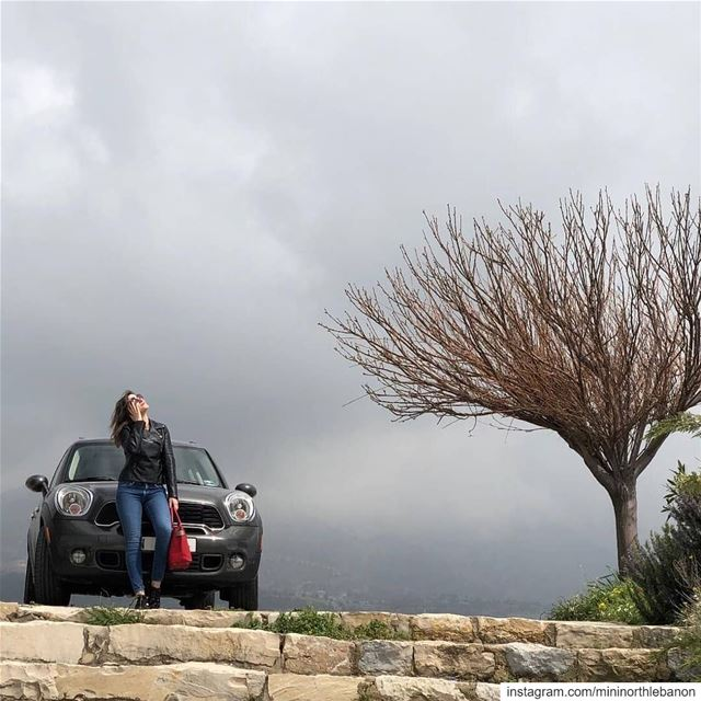 The sky is the limit 🔝@effatabouzeinab 🔝📸🤗 Livelovelebanon ... (Baadaran El chouf)