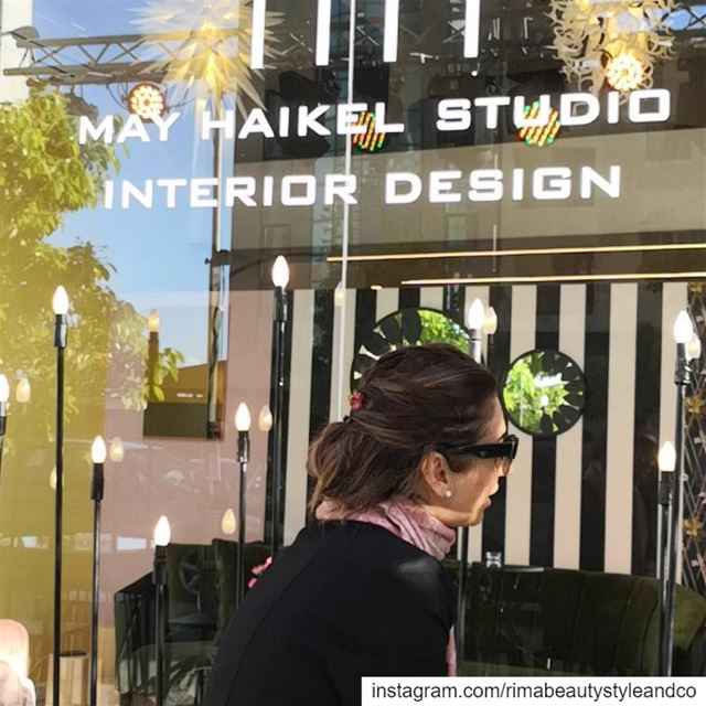 Opening of @mayhaikel  studio  design  designers  decor  decoration ...