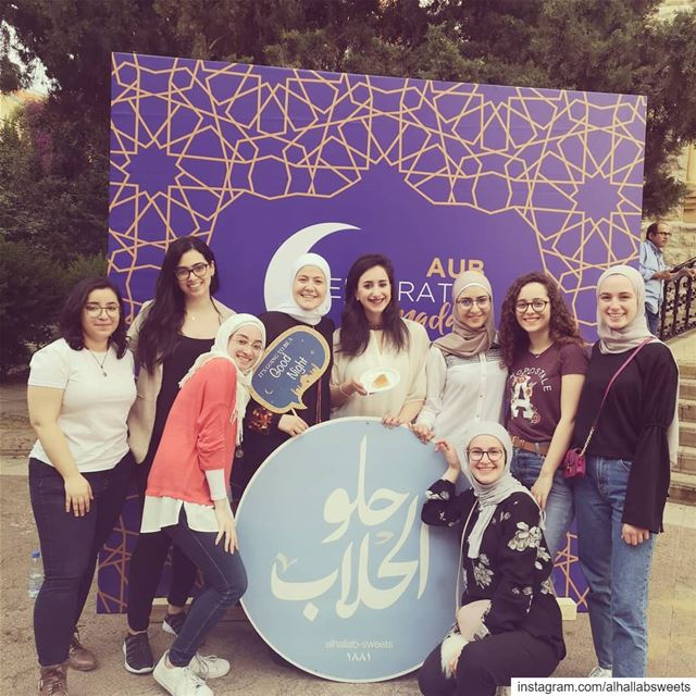 Another successful event 😁🤩Since AUB @aub_lebanon was founded in 1866,... (American University of Beirut (AUB))