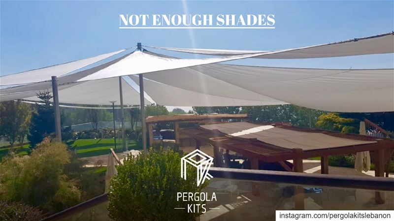Not Enough Shade Sails for your Outdoor Events!  SummerVibes ...