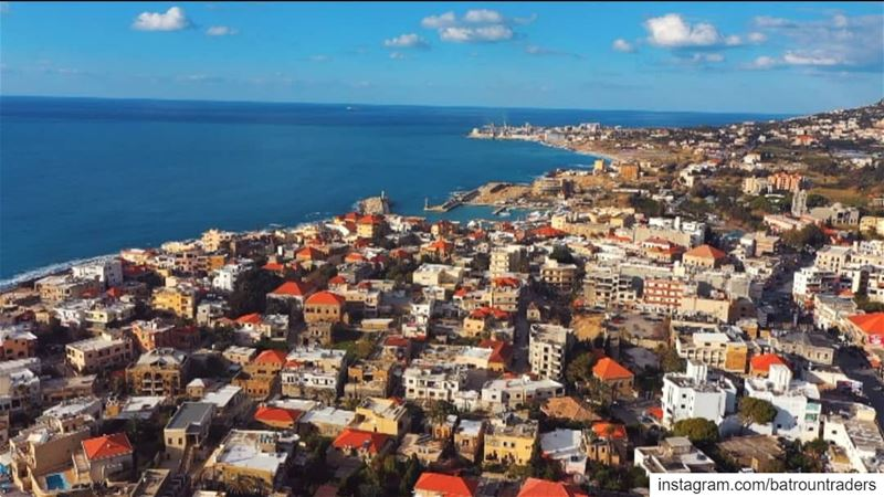 batroun  البترون_سفرة  city_by_the_sea  batrounbeach  batrouncoast  sea ... (Batroûn)