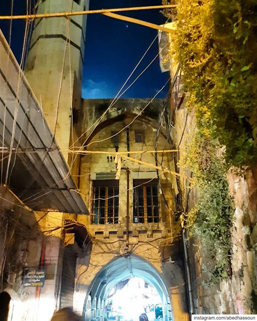 Walking in Tripoli's old streets................ Tripoli ... (Tripoli, Lebanon)