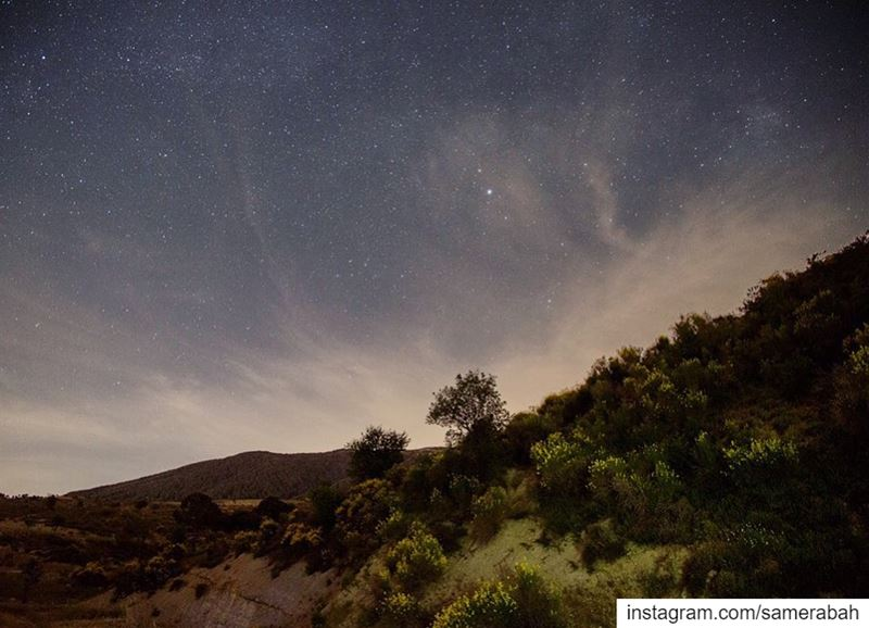Summer time............ nightphotography  astrophotography ... (Chouf)