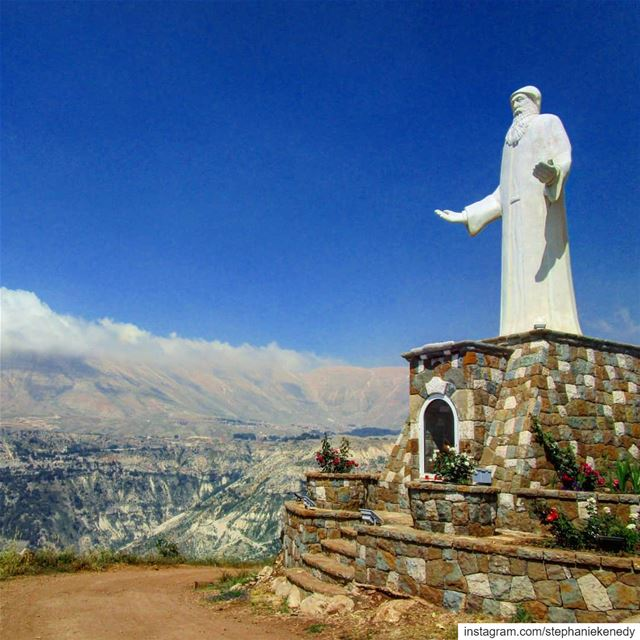 """I believe if you keep your faith, you keep your trust, you keep the right... (Bqa` Kafra, Liban-Nord, Lebanon)"