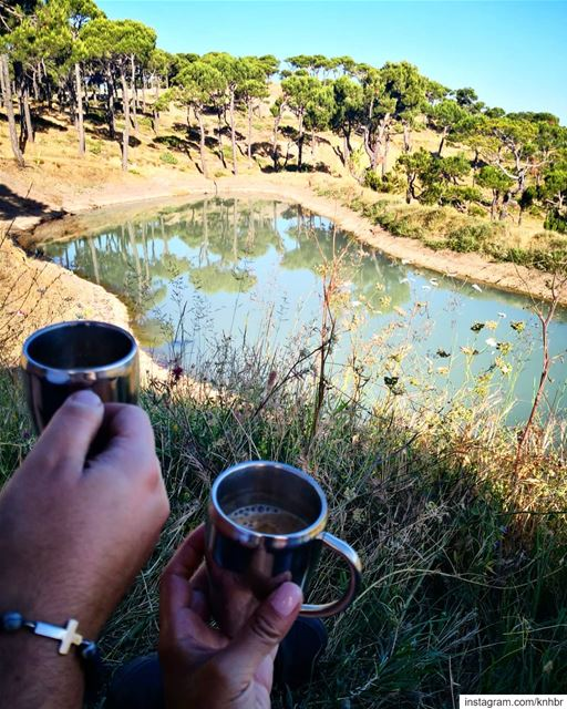 Coffee time  morninglikethis  morningview  camping  campinglife ...