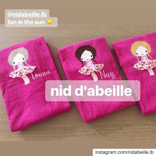 Fun in the sun 💁🏻💁🏼💁🏽 Write it on fabric by nid d'abeille  blonde ...