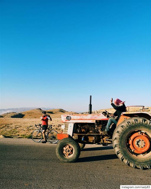 🚜🚴‍♂️ 🚜🚴‍♂️🚜🚴‍♂️.. cycling lebanon...