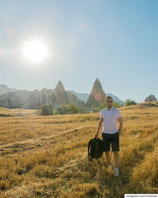 There is sunshine in my soul today.. ☺ ================================ ... (Cappadocia / Kapadokya)