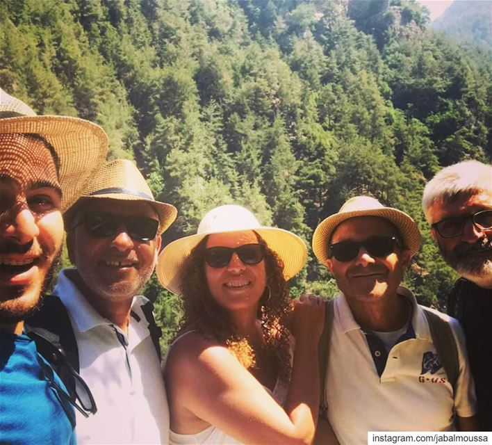 "Another beautiful feedback: ""A very big thank you from all the group. We... (Jabal Moussa Biosphere Reserve)"