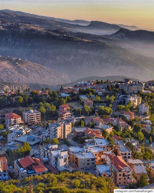 Home is where the heart is 🙏🏻♥️  Ehden ... (Saydet El Hosn - Ehden)