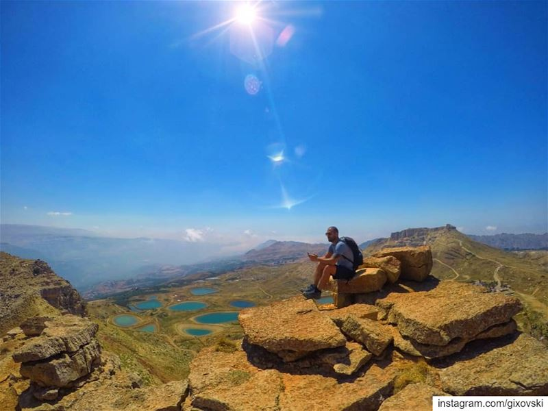 Never mesure the height of a mountain until you reach the top........ (El Laklouk, Mont-Liban, Lebanon)