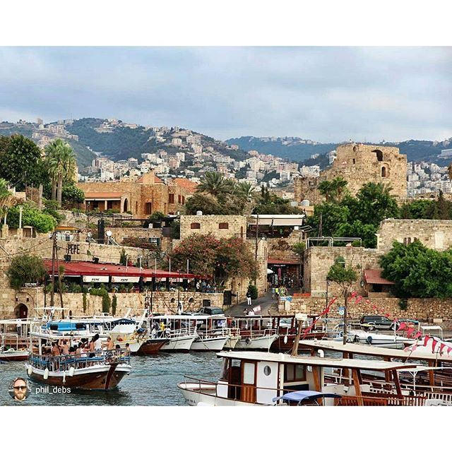 Hello from Byblos (Byblos - Jbeil)