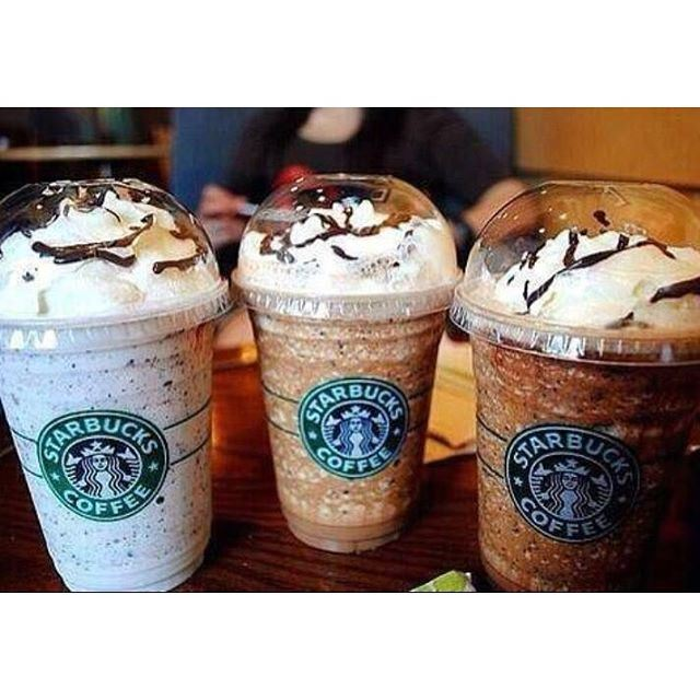 Behind every successful woman is a substantial amount of Frappuccino 😉 (Starbucks - اشرفية)