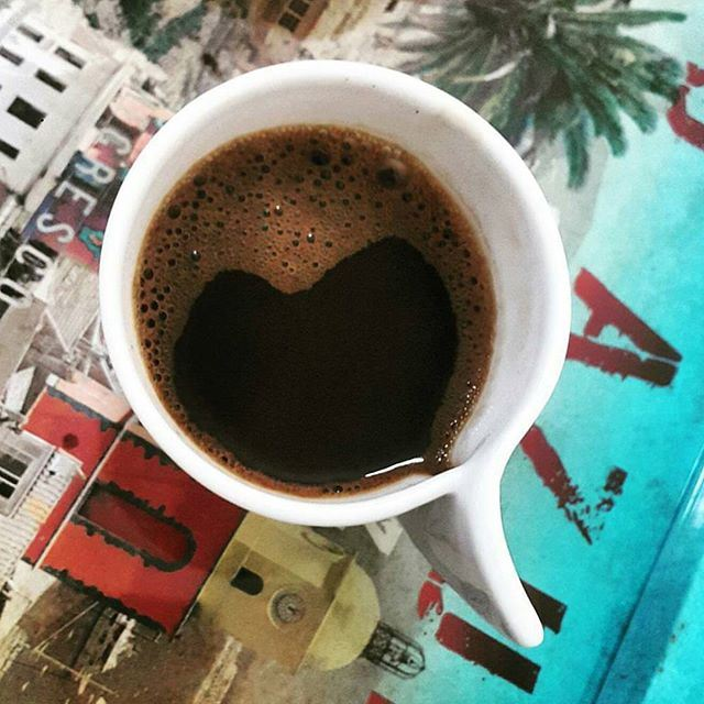 All you need in the MORNING  is Love and a cup of lebanese Coffee