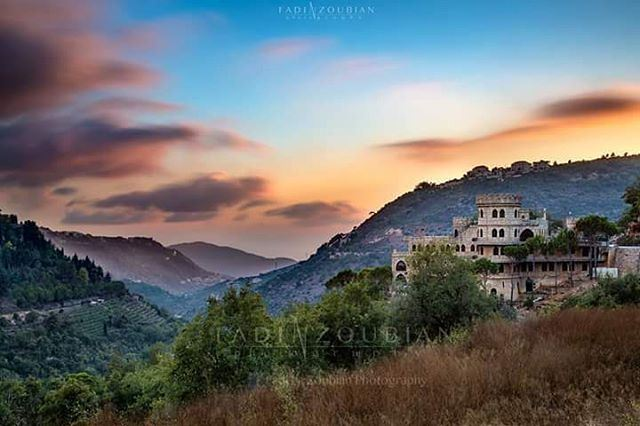 Moussa Castle moussacastle lebanon (Moussa Castle)