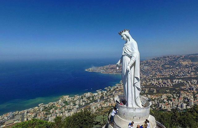 Our Lady of Lebanon (Santa Maria) Harissa