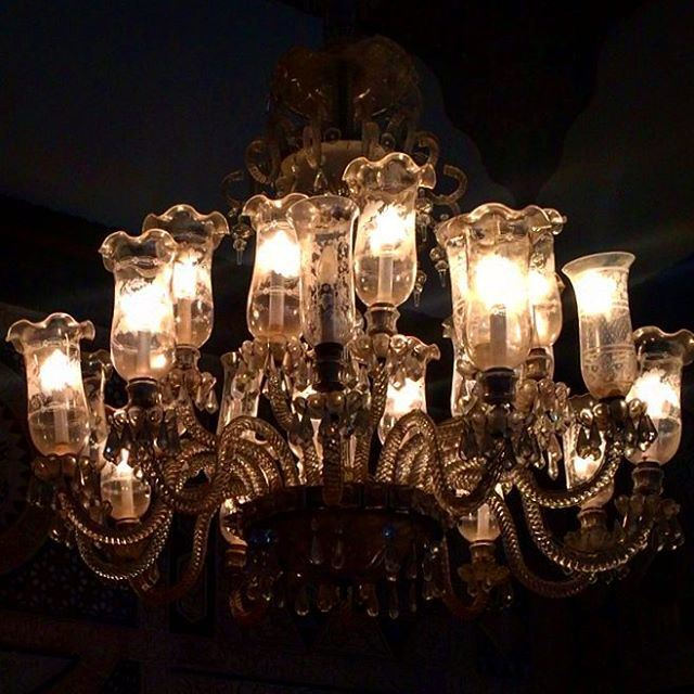 lustre lights lumieres