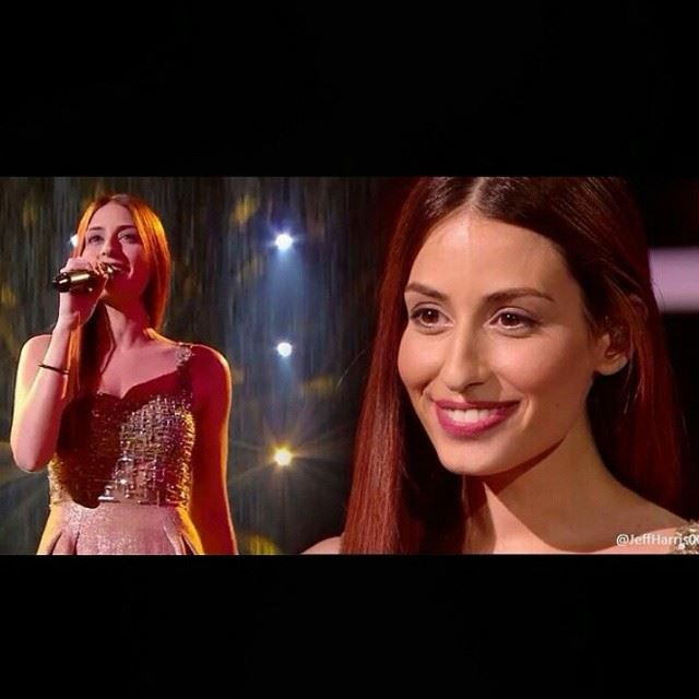 Congratulations to International Lebanese Star @hibatawaji on making it to thr semi-finals on @thevoice_tf1 and good luck with tonight's performance.