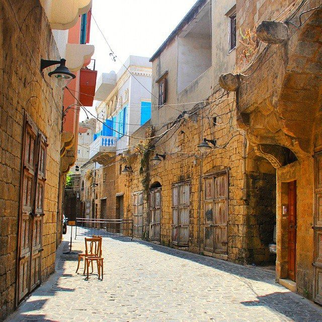 Batroun - one of the oldest cities in the Mediterranean