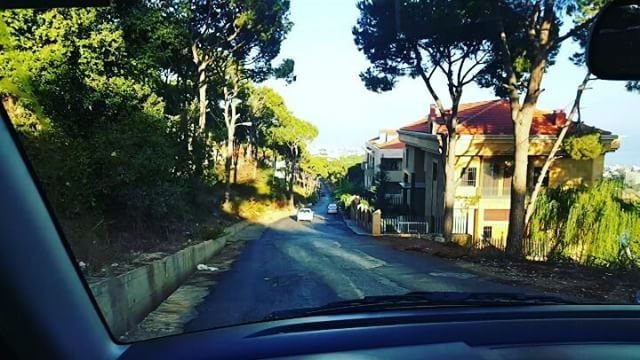 A Morning Drive in Lebanon
