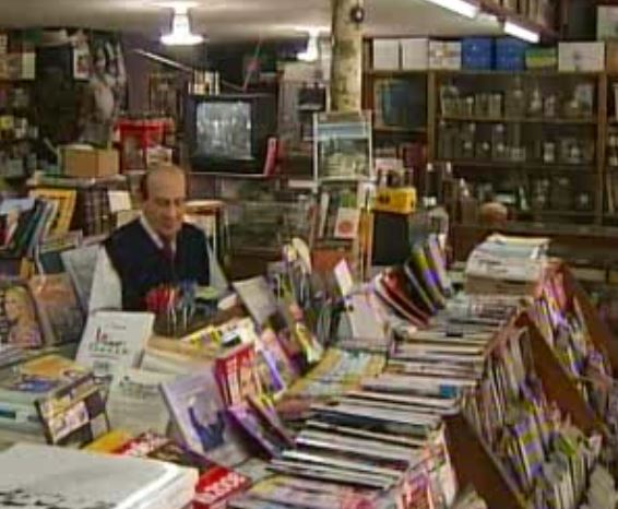 The Bookseller of Beirut