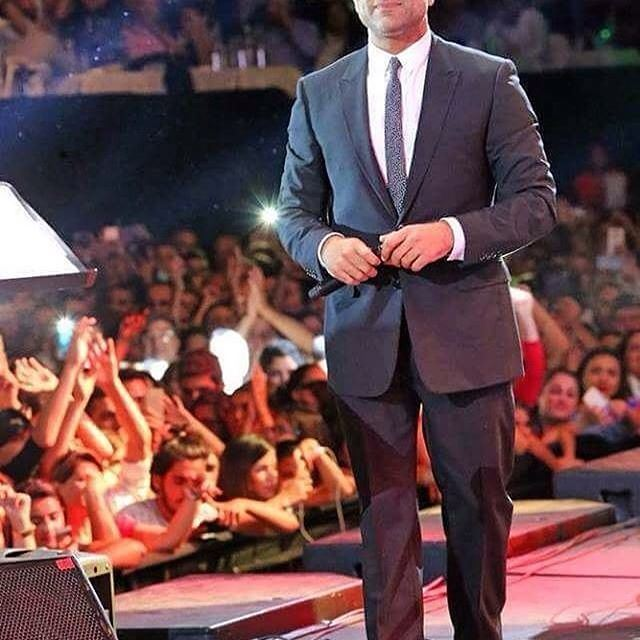 Good morning ❤️waelkfoury_news ehmejfestival