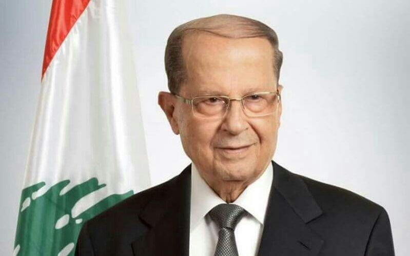 Michel Aoun - The New Lebanese President