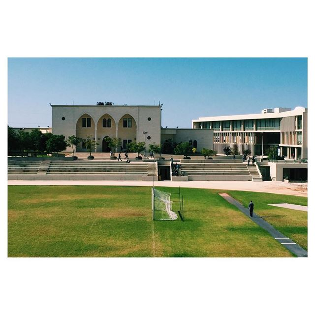 Symmetry (University of Balamand)