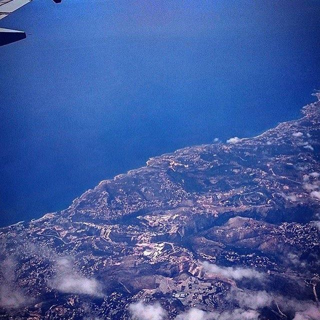 Byblos from above...